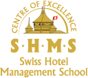 Swiss Hotel Management School logo